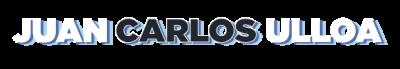 Juan Carlos Ulloa: Web Development, Social Media & Production